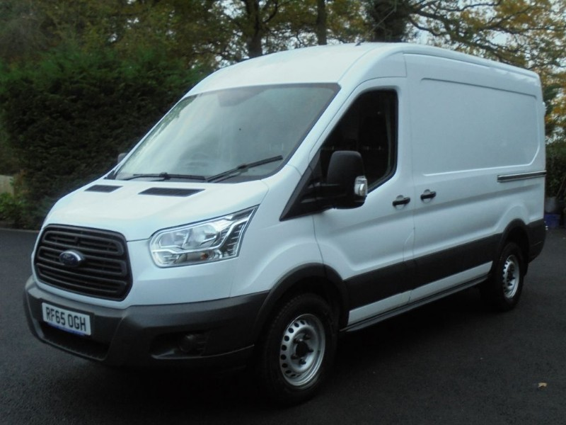 used Ford Transit 350 SHR P/V L2 H2 in chelmsford-essex