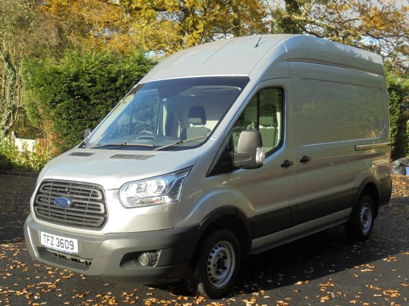 used Ford Transit 290 HR P/V L2 H3 in chelmsford-essex