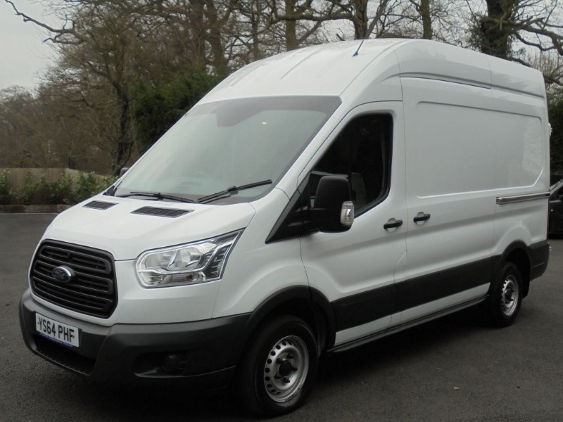 used Ford Transit 290 L2 H2  100PSI in chelmsford-essex