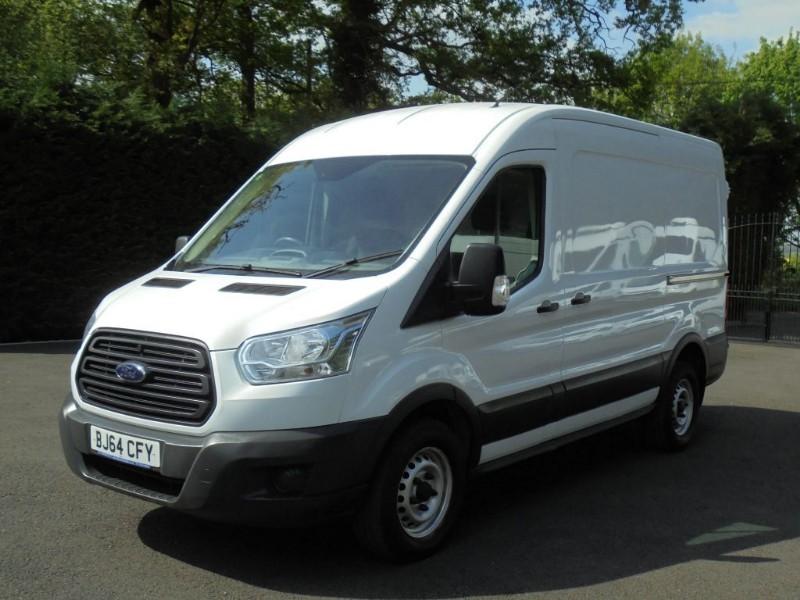 used Ford Transit 350 SHR P/V L2H2 155PSI in chelmsford-essex
