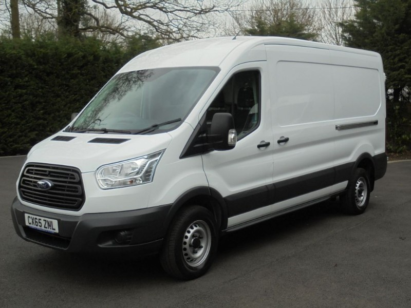used Ford Transit 350 L3H2 125PSI  in chelmsford-essex