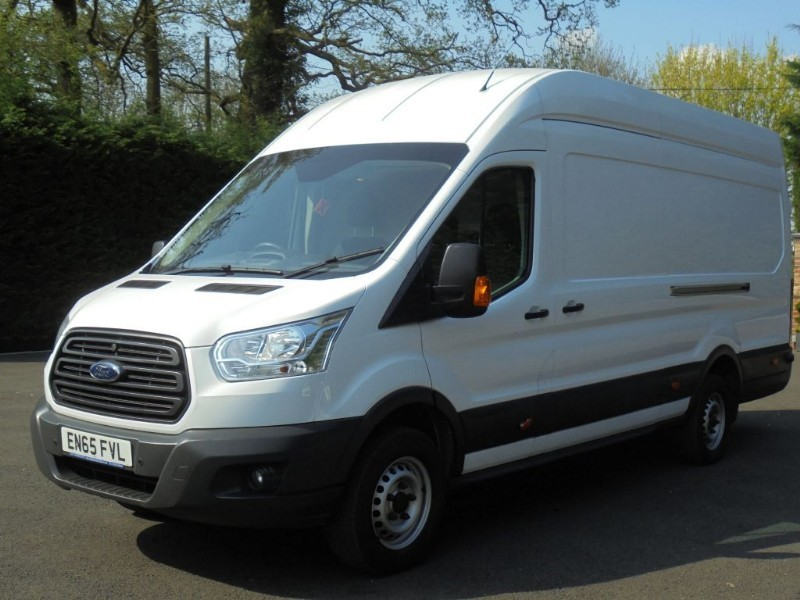 used Ford Transit 350 ELWB 125PSI H/ROOF in chelmsford-essex