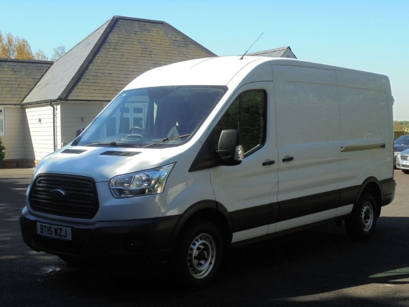 used Ford Transit 350 L3 H2 125PSI  in chelmsford-essex