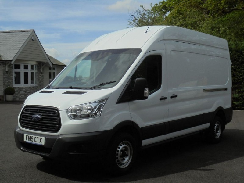 used Ford Transit 350 L3 H3 125PSI RWD in chelmsford-essex