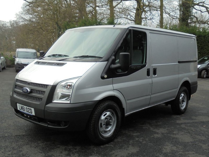 used Ford Transit 280 ECONETIC LR in chelmsford-essex