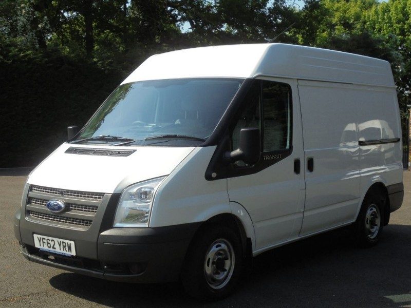 used Ford Transit 280 M/ROOF WITH BLUETOOTH AND PARK ASSIST in chelmsford-essex