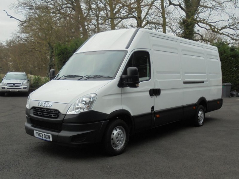 used Iveco Daily 35S13V in chelmsford-essex