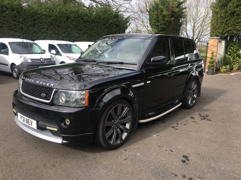 used Land Rover Range Rover Sport TDV6 HSE in chelmsford-essex