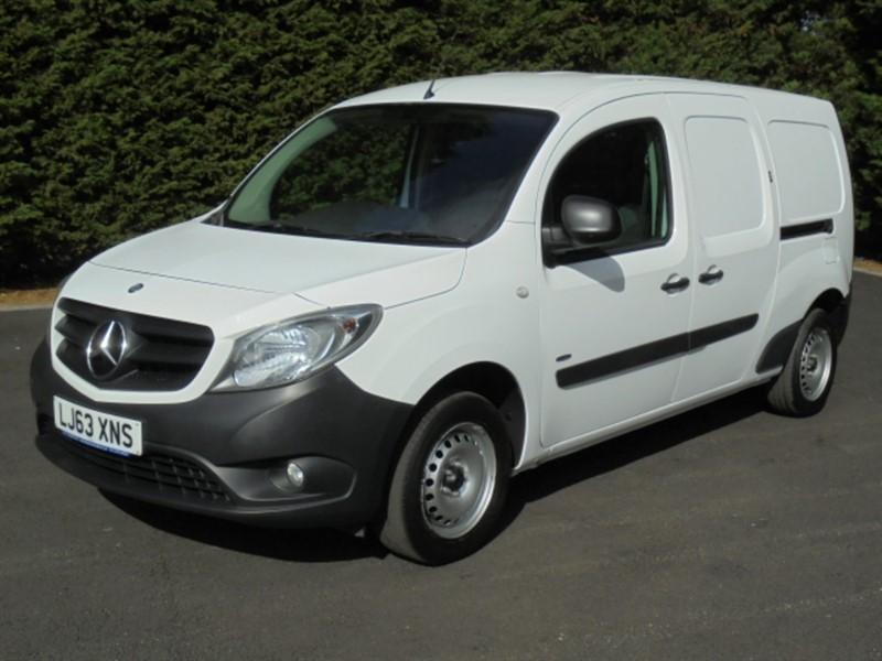 used Mercedes Citan 109 CDI BLUEEFFICIENCY XLWB in chelmsford-essex