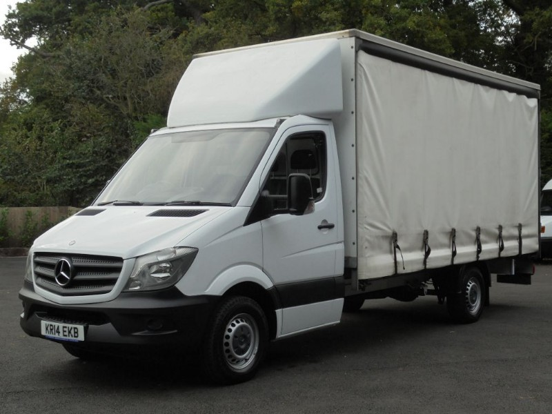 used Mercedes Sprinter 313 CDI in chelmsford-essex