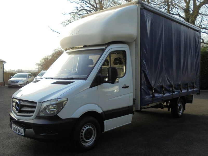 used Mercedes Sprinter 313 CDI WITH BLUETOOTH/CRIUSE in chelmsford-essex