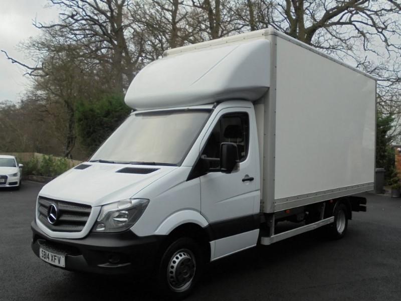 used Mercedes Sprinter 516 CDI LWB WITH BLUETOOTH AND CRUISE in chelmsford-essex