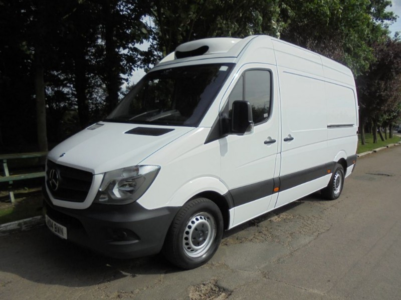 used Mercedes Sprinter 313 CDI MWB in chelmsford-essex
