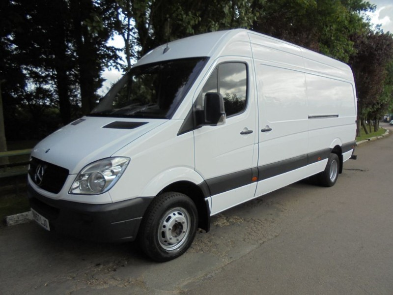 used Mercedes Sprinter 511CDI LWB in chelmsford-essex