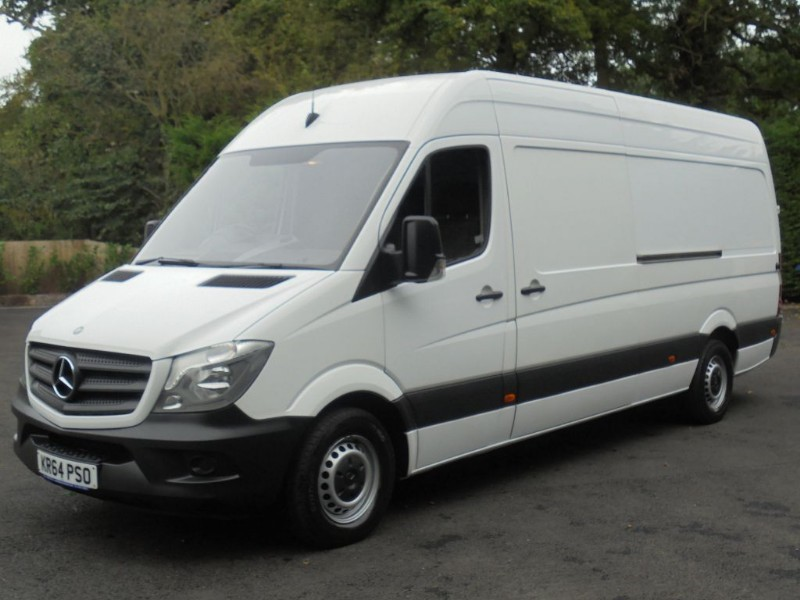 used Mercedes Sprinter 313 CDI LWB in chelmsford-essex