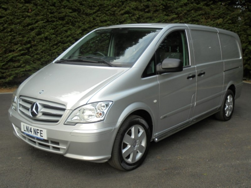 used Mercedes Vito 116 CDI LONG in chelmsford-essex
