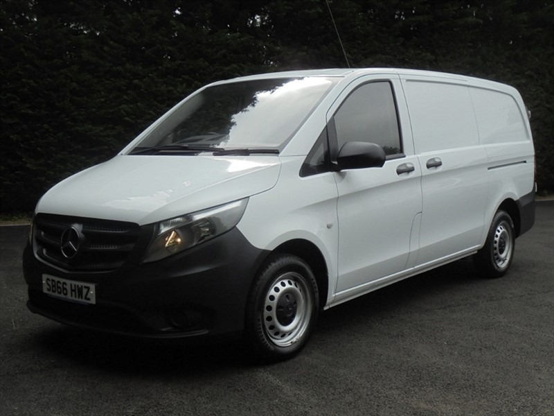 used Mercedes Vito 114 BLUETEC in chelmsford-essex