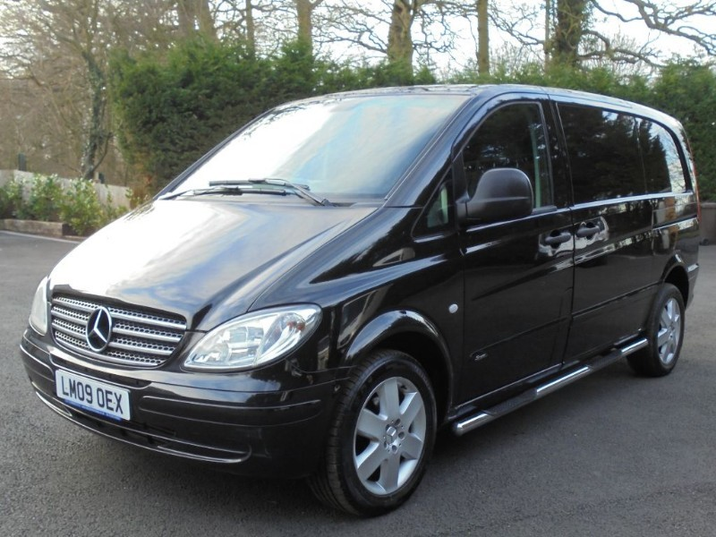 used Mercedes Vito 115 CDI SPORT COMPACT in chelmsford-essex