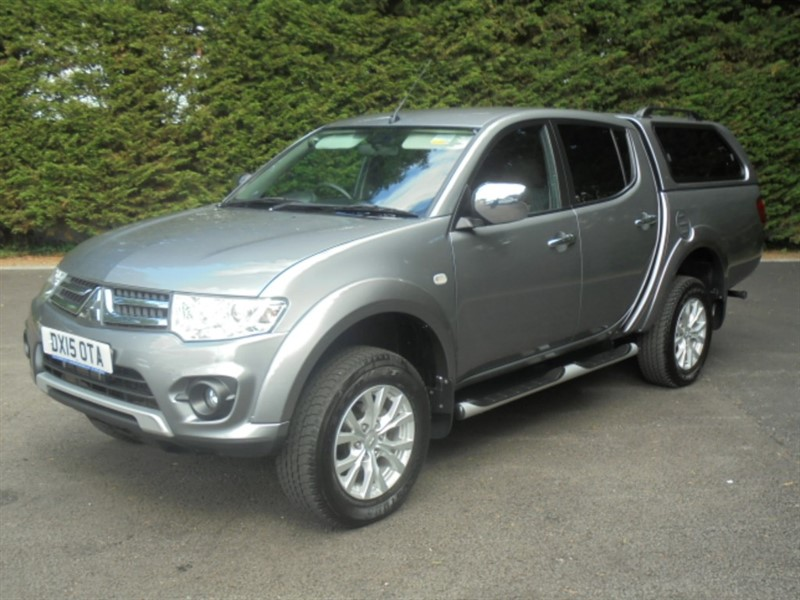 used Mitsubishi L200 DI-D 4X4 CHALLENGER LB DCB in chelmsford-essex