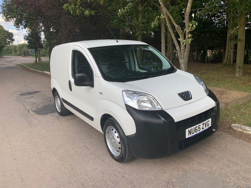 used Peugeot Bipper HDI S in chelmsford-essex