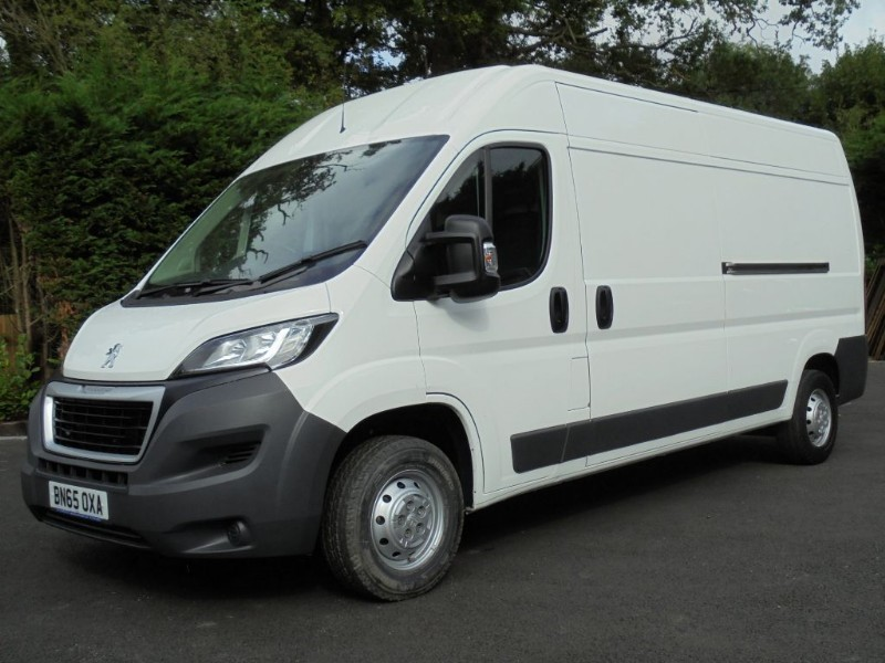used Peugeot Boxer HDI 335 L3H2 PROFESSIONAL P/V in chelmsford-essex