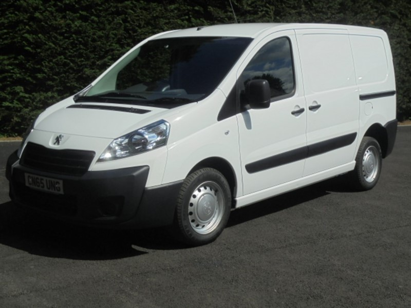 used Peugeot Expert HDI L1H1 P/V in chelmsford-essex
