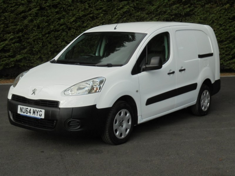 used Peugeot Partner HDI CRC in chelmsford-essex