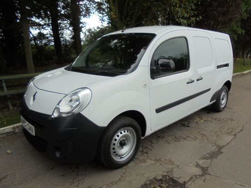 used Renault Kangoo MAXI LL21 CORE DCI in chelmsford-essex
