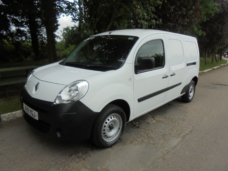 used Renault Kangoo MAXI LL DCI in chelmsford-essex