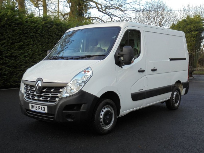 used Renault Master SL28 BUSINESS DCI L/R P/V QUICKSHIFT in chelmsford-essex