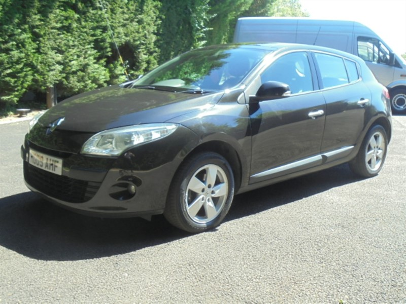used Renault Megane DYNAMIQUE DCI in chelmsford-essex