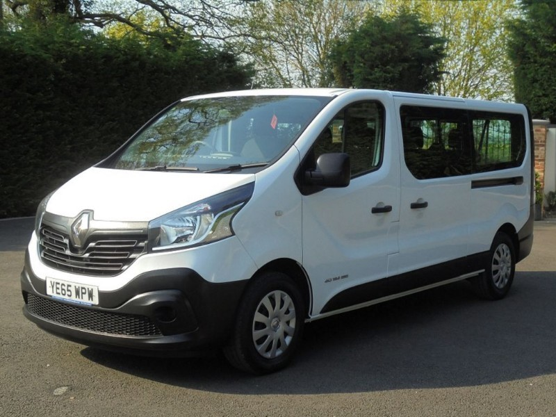 used Renault Trafic LL29 BUSINESS ENERGY DCI WITH AIR CON in chelmsford-essex