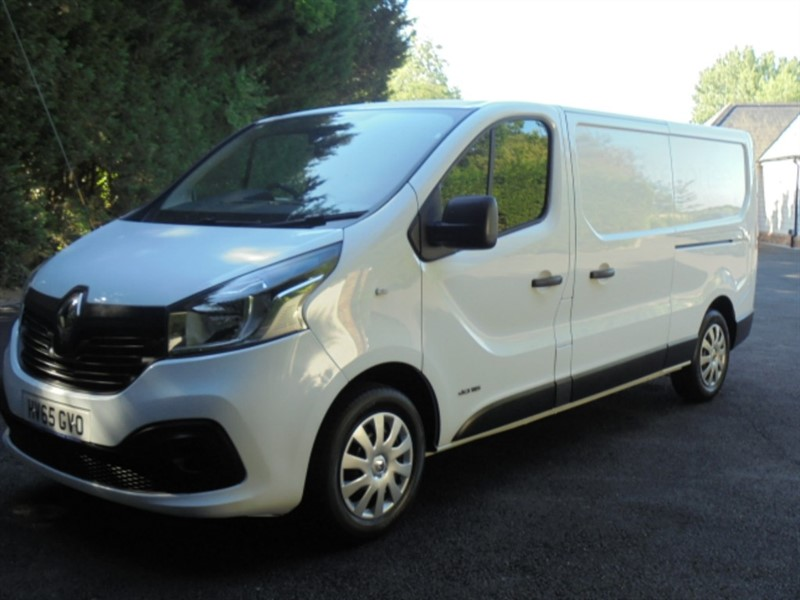 used Renault Trafic LL29 BUSINESS PLUS DCI S/R P/V in chelmsford-essex
