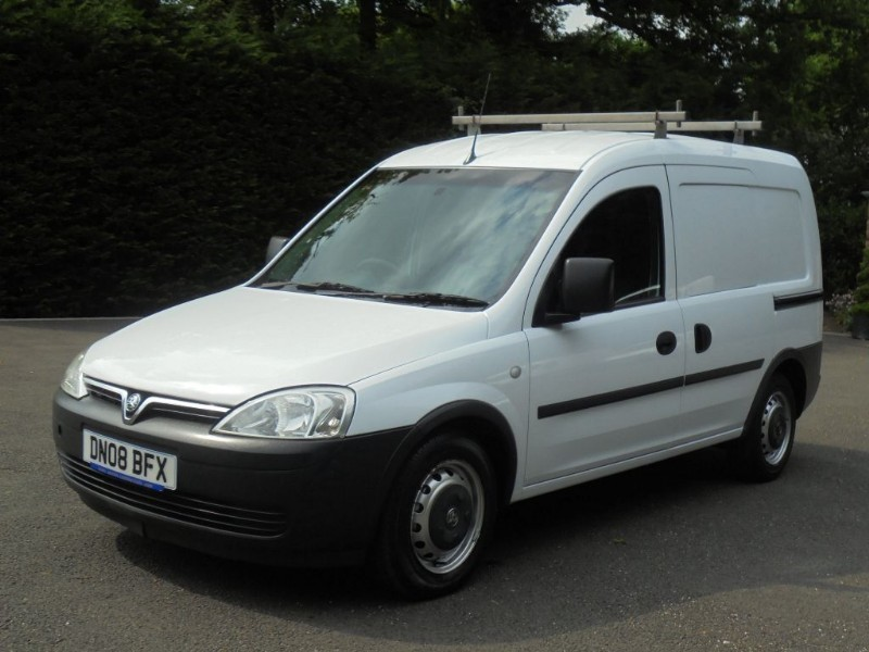 used Vauxhall Combo 1700 CDTI 1.3 16V in chelmsford-essex