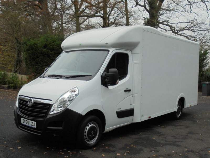 used Vauxhall Movano F3500 L3H1 P/C CDTI in chelmsford-essex