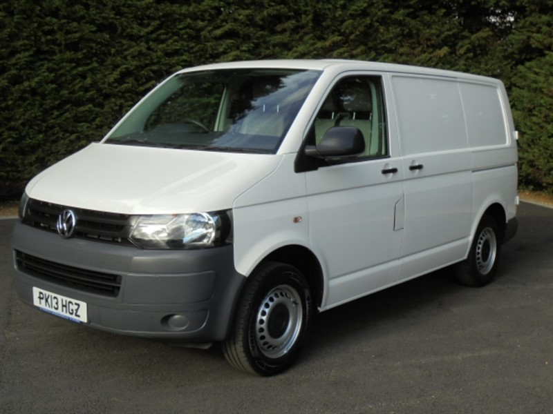used VW Transporter T28 TDI P/V BLUEMOTION TECHNOLOGY in chelmsford-essex