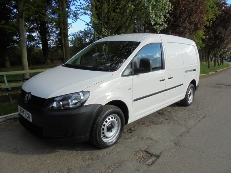 used VW Caddy Maxi C20 TDI STARTLINE in chelmsford-essex