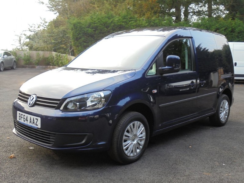 used VW Caddy C20 TDI TRENDLINE in chelmsford-essex