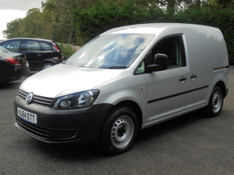 used VW Caddy C20 TDI STARTLINE in chelmsford-essex
