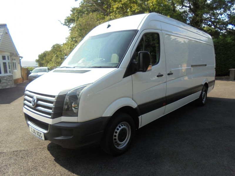 used VW Crafter CR35 TDI H/R P/V in chelmsford-essex