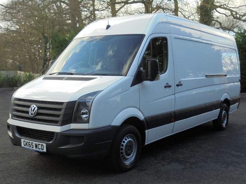 used VW Crafter CR35 TDI 136PSI WITH AIR CON  in chelmsford-essex