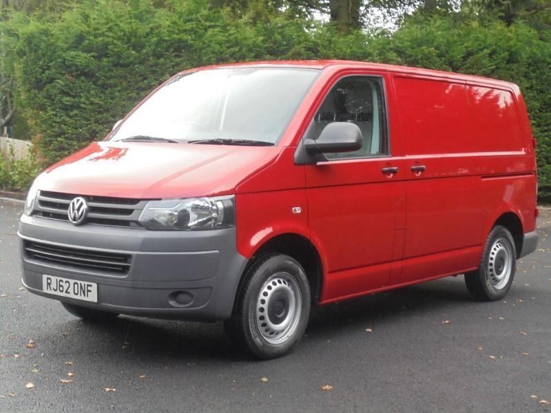 used VW Transporter T30 TDI in chelmsford-essex