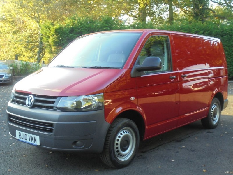 used VW Transporter T30 TDI 140PSI SWB in chelmsford-essex