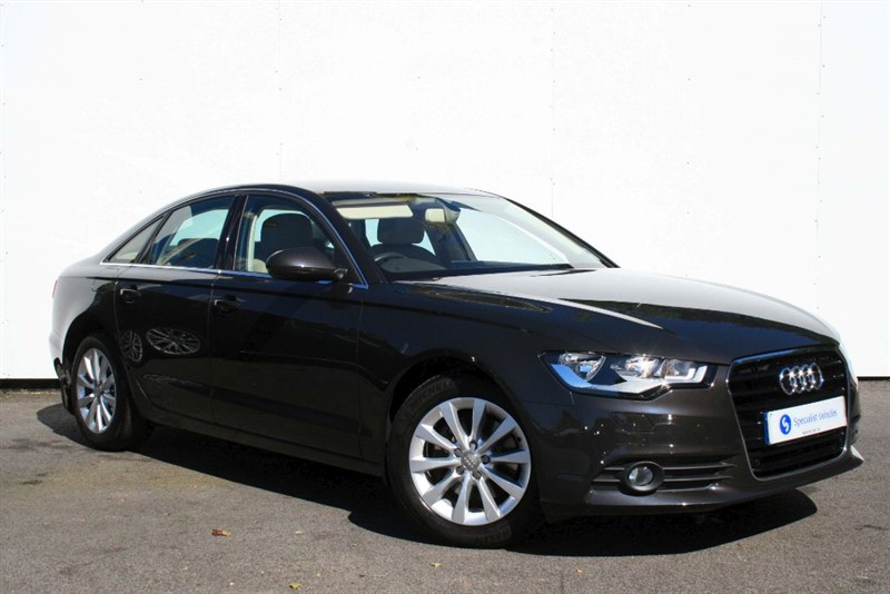 used Audi A6 2.0TDi SE (177 bhp) ~SAT NAV~FULL LEATHER~BLUETOOTH~CRUISE~PDC~FULL AUDI SH in plymouth-devon