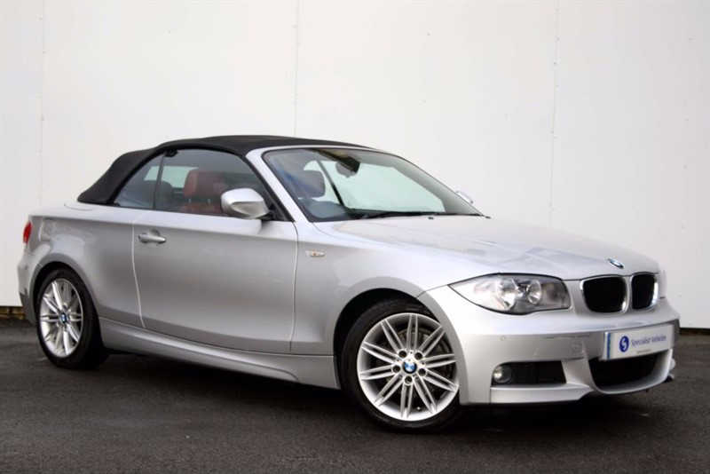 "used BMW 120d M Sport ~ HEATED LEATHER~COMFORT PACK~17"" ALLOYS~USB~CRUISE CONTROL~PDC~FSH in plymouth-devon"