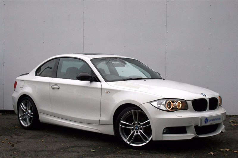 used BMW 125i M Sport ~ PRO NAV~COMFORT ACCESS~SUNROOF~LEATHER~M PERFORMANCE EXHAUST in plymouth-devon
