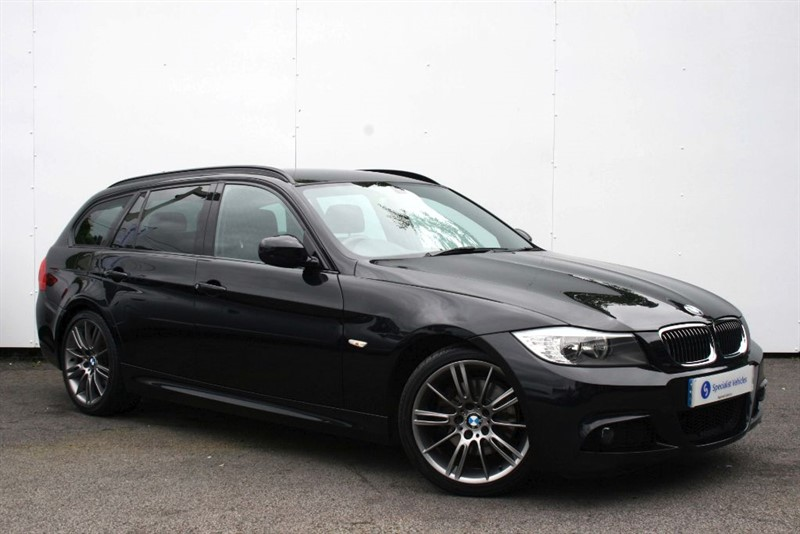 "used BMW 318d Sport Plus Edition~HEATED LEATHER~18"" ALLOYS~CRUISE~BLUETOOTH~ONLY £30 TAX in plymouth-devon"