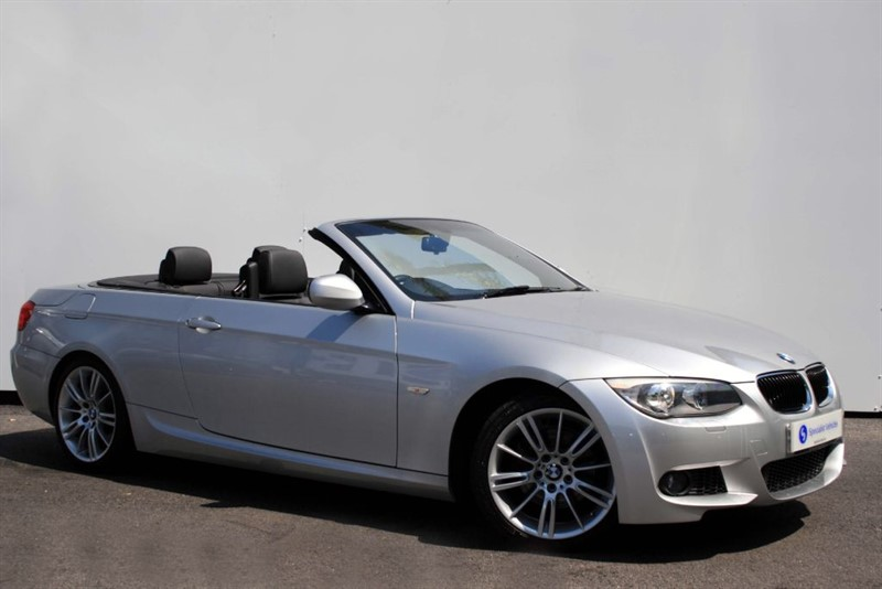 used BMW 320d M Sport - SPECIAL OFFER FINANCE PACKAGE - ASK A MEMBER OF SALES FOR MORE in plymouth-devon