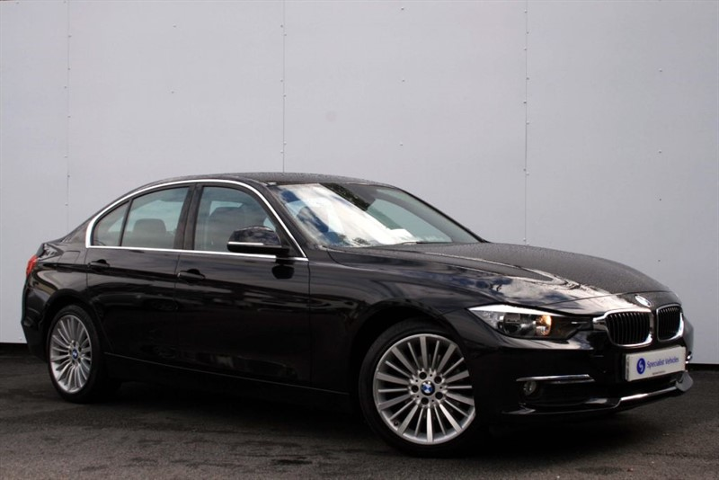 used BMW 320d Luxury - ***ONLY £240 PER MONTH with ZERO DEPOSIT*** in plymouth-devon