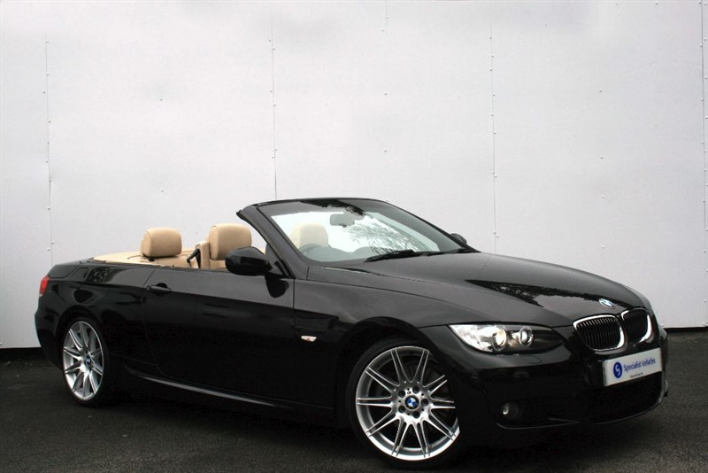 """used BMW 330d M Sport Highline ~PRO SAT NAV~HEATED LEATHER~MIRROR PACK~BLUETOOTH~19""""s~PDC in plymouth-devon"""